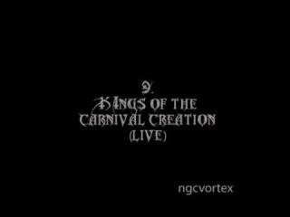 ICS Vortex Tribute - Top 10 Vocal Parts with Dimmu Borgir