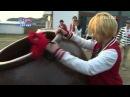 120505 - Sunny (SNSD) - Funny & cute mad cut @ IY2