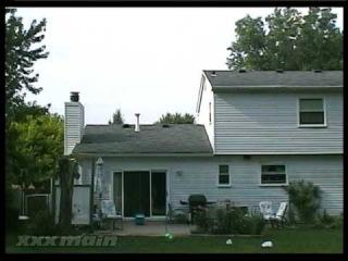 RC Car Jumps House ~ xxx main SQUARED DVD