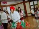 HeeChul and HongGi dancing to Pretty Girl with KARA