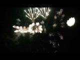 Праздничный салют, День Победы, 9 Мая 2012 года, Иркутск