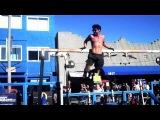Venice Muscle Beach Calisthenics
