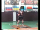World record Morozov Igor Jerk 32 kg KB 159 reps - RGSI archive