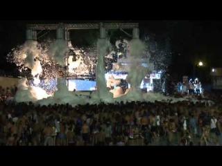 AQUAFAN ® RICCIONE ITALIA DJ SET 17 LUGLIO 2011 SCHIUMA PARTY
