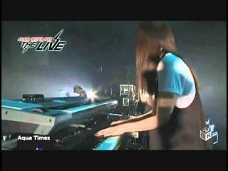 Aqua timez_ Sen no yoru wo koete live