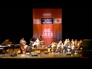George Garanyan Big Bend & Steve Turre at GG Jazz Fest 2012