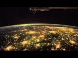 NASA: что видит камера астронавтов ночью?