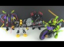 LEGO Hero Factory Breakout: Wave 2 Villains Recap