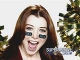 Super Bowl XLVII - Alyson Hannigan