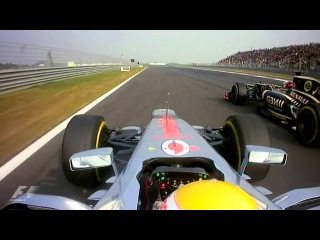 Формула 1. Сезон 2012. Официальные видеоклипы - 16-KOR