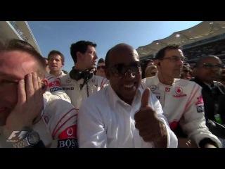 Формула 1. Сезон 2012. Официальные видеоклипы - 19-USA