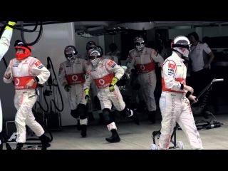 Формула 1. Сезон 2012. Официальные видеоклипы - 17-IND