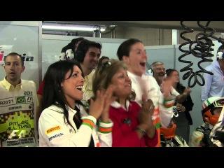 Формула 1. Сезон 2012. Официальные видеоклипы - 20-BRA