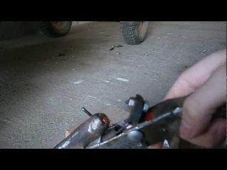 Homemade Bluckpowder Gun