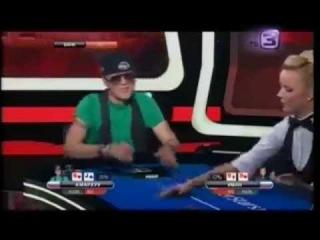 Игорь Гончаров в прграмме «Победи Покер Старс»