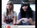 Twitcam Dirty Diary ( Jena Lee & Gia Martinelli ) à Los Angeles Partie 35