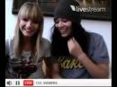 Twitcam Dirty Diary ( Jena Lee & Gia Martinelli ) à Los Angeles Partie 45