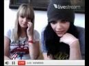 Twitcam Dirty Diary ( Jena Lee & Gia Martinelli ) à Los Angeles Partie 55