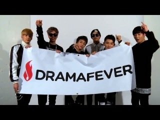 TEEN TOP's Exclusive Interview with DramaFever