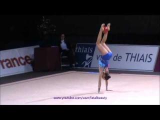 Aleksandra MERKULOVA - Thiais 2013 Ball final