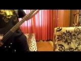 Gojira Remembrance Bass cover