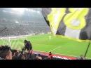 Juventus vs Catania 3-1 Curva Sud