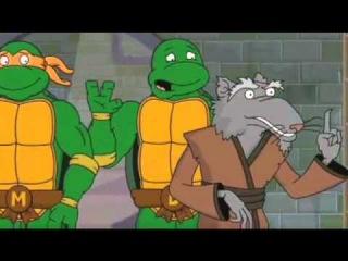 TMNT سلاحف النينجا المصريين - محمود الفار
