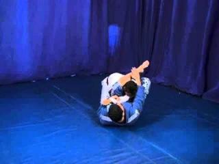 Бразильское джиу-джитсу.Треугольники.Урок№14.