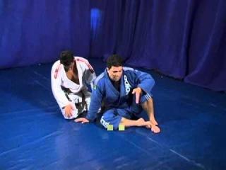 Бразильское джиу-джитсу.Треугольники.Урок№10.