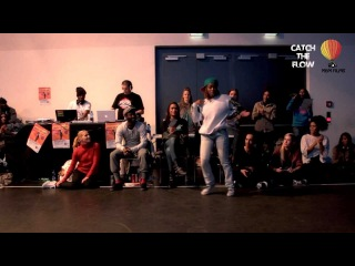 HIPHOP AMINATA || CATCH THE FLOW JUDGE || MBMFilms