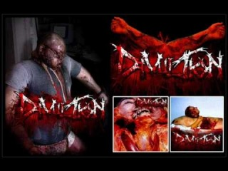 Divultion - Brutal death/grind from Crimea