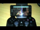 Final Fantasy IX 9 and Tekken 3 on Samsung Galaxy S2 I9100 with Playstation Sixaxis Controller