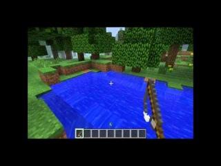 Minecraft - Tutorial (Как сделать удочку)