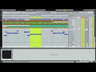 Создание трека в стиле House Ableton Live Часть 3