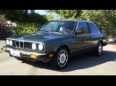 1984 BMW 325E 325 3 Series BMW 5 Speed Manual