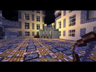 Minecraft .Прохождение карты