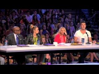 Официальное видео The X Factor USA с Бритни Спирс и Деми Ловато