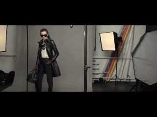 С чем и как носить кожаный тренч-коат! How To Wear Leather Coat