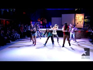 Kelis -- Aww Shit .Dance Show by Vero. All Stars Масленица 2013