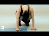 Lolly Jane Blue -- Оn my own.Contemporary Dance by Dima Maslennikov. All Stars Workshop 8
