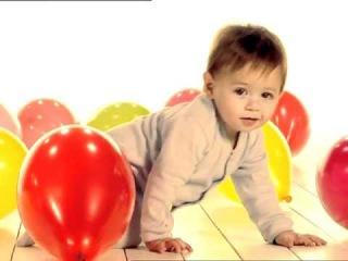 Tiny love Развивающий мультик для самых маленьких (от 3 до 12 месяцев) 1 часть.flv