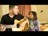 Baba ile Kız Muhteşem Düet izle - Müzik - Video