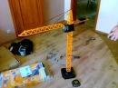 Zabawka dźwig Toy crane dickie simba