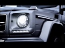 2013 Mercedes-Benz G 63 AMG - Trailer