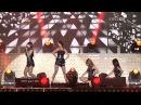 110913 Sistar-So Cool+How Dare You+Ma Boy @KBS Invincible Baseball Field of Dreams