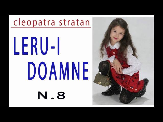Cleopatra Stratan LERU-I DOAMNE