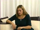 Ирина Пегова в эфире СТС-Мир (28.11.2012)