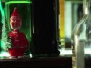 Санта-Клаус сменил сани и оленей на Lamborghini