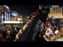 New Year at Maydan Kiev 2012 - 2013