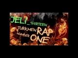 Turkmen Rap 2012 JELI_THIRTEEN.wmv Turkmenistan Turkmen clip 2012